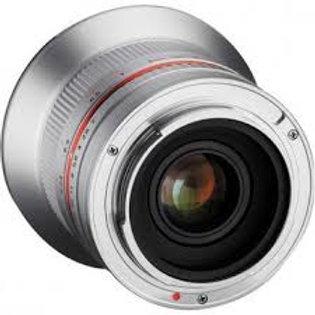 Samyang 12mm f2.0 NCS CS Silver (Sony E)