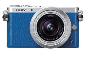 Panasonic Lumix DMC-GM1S Kit 12-32mm Blue