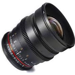 Samyang 85mm T1.5 AS IF UMC VDSLR for Nikon