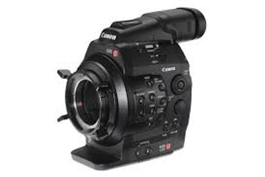 Canon EOS C300 Cinema Camera body (PL mount)