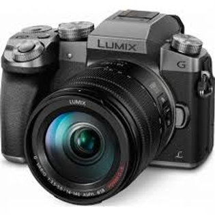 Panasonic Lumix DMC-G7H 14-140mm II Silver
