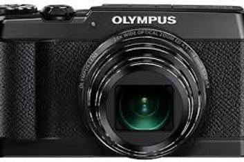 Olympus Stylus SH-2 Black