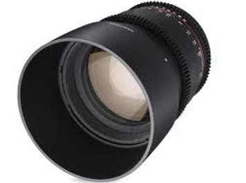 Samyang 85mm T1.5 AS IF UMC VDSLR for Fuji X