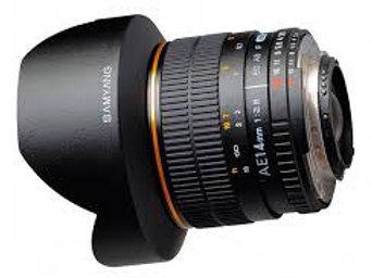Samyang 14mm f2.8 IF ED UMC Aspherical Samsung NX