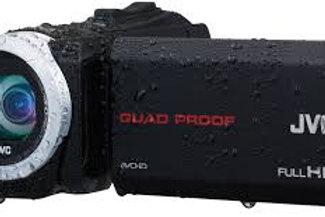 JVC GZ-R50 Camcorder Black