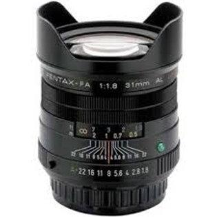 Pentax FA 31mm F/1.8 AL Limited (Black)