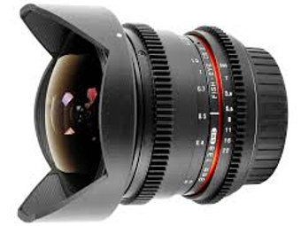 Samyang 8mm T3.8 Asph IF MC Fisheye CS VDSLR Nikon