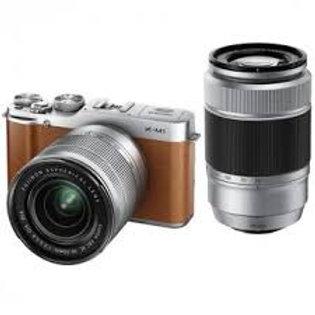 Panasonic GF7W Twin Kit 12-32mm +35-100mm f4 Brown