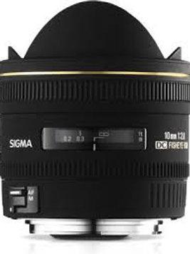 Sigma 15mm F2.8 EX DG DIAGONAL FISHEYE for Canon