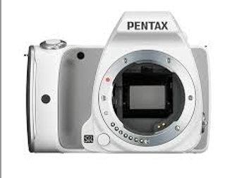 Pentax K-S1 Body White