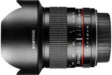 Samyang 10mm f2.8 ED AS NCS CS (Canon)