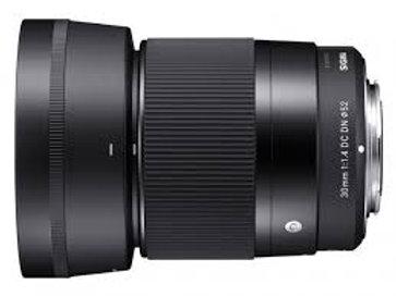 Sigma 30mm F1.4 DC DN Contemporary Micro 4/3