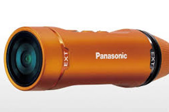 Panasonic HX-A1 Wearable HD Action Cam Orange