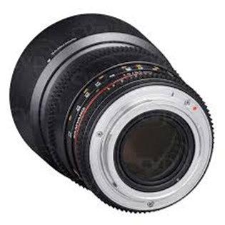 Samyang 85mm T1.5 AS IF UMC VDSLR II for Canon