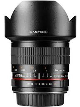 Samyang 10mm f2.8 ED AS NCS CS (Pentax)
