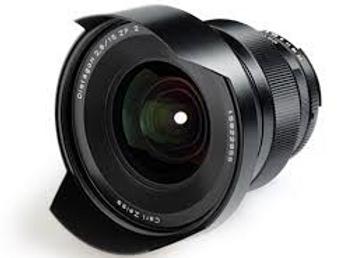 Carl Zeiss ZE F/2.8 15mm (Canon)