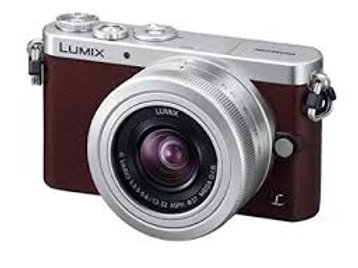Panasonic Lumix DMC-GM1S Kit 12-32mm Brown
