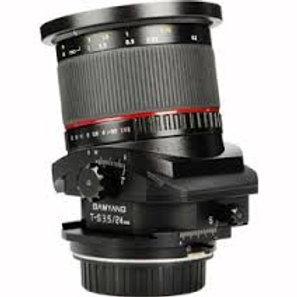 Samyang T-S 24mm f3.5 ED AS UMC (Nikon)