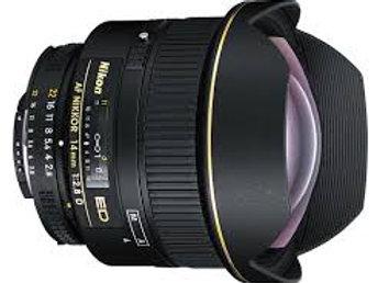 Nikon AF 14mm f/2.8D ED