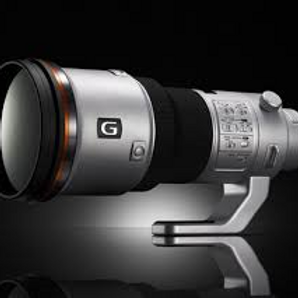 Sony 500mm f/4.0 G SSM