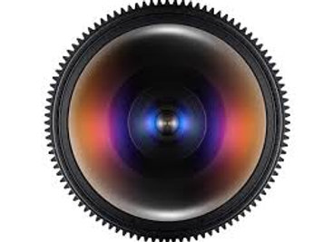 Samyang 12mm T3.1 VDSLR ED AS NCS Fisheye (Nikon)