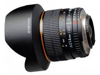 Samyang 14mm f/2.8 IF ED UMC Aspherical (E-Mount)