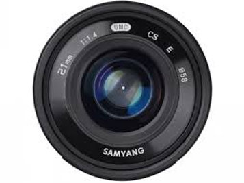 Samyang 21mm f1.4 ED AS UMC CS (Sony E)