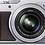 Thumbnail: Panasonic Lumix DMC-LX100 Silver