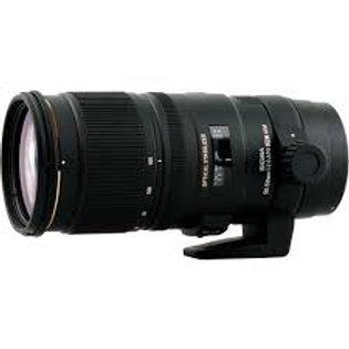 Sigma APO 50-150mm F2.8 EX DC OS HSM (Canon)