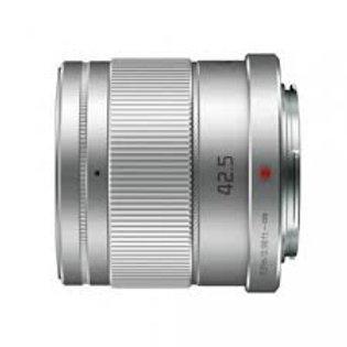 Panasonic Lumix G 42.5mm f/1.7 Asph. O.I.S Silver