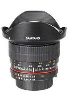 Samyang 12mm f2.8 ED AS NCS Fish-eye (Fuji X)