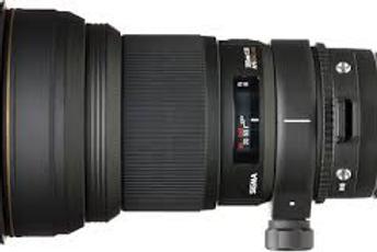 Sigma APO 300mm F2.8 EX DG HSM (Canon)