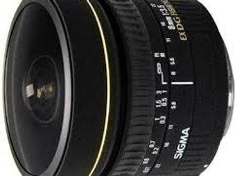 Sigma 8mm F3.5 EX DG Fisheye for Canon