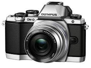 Olympus OM D E-M10 Kit 14-42mm EZ Silver