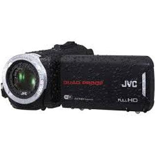 JVC GZ-RX110 HD Camcorder Black