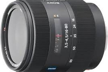 Sony Vario-Sonnar T DT 16-80mm F3.5-4.5 ZA