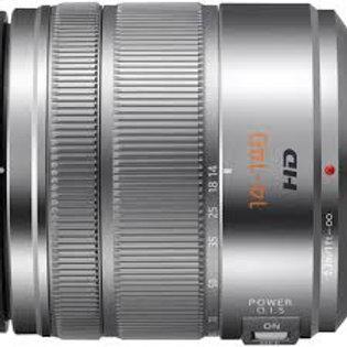 Panasonic G VARIO 14-140mm F3.5-5.6 ASPH (Silver)