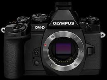 Olympus OM D E-M1 Body Black