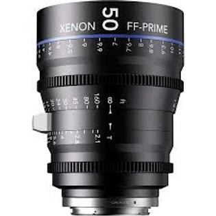 Schneider Kreuznach Xenon FF T2.1/50mm (Canon)