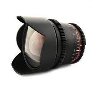 Samyang 10mm T3.1 ED AS NCS CS VDSLR (Micro 4/3)
