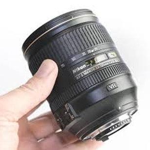 Nikon AF-S NIKKOR 24-120mm F4 G ED VR
