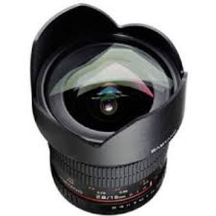 Samyang 12mm T3.1 VDSLR ED AS NCS Fisheye (Pentax)