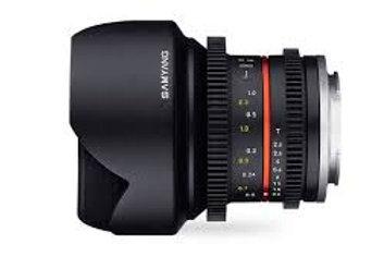 Samyang 12mm T2.2 Cine NCS CS (Micro 4/3)