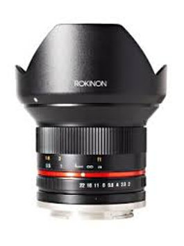Samyang 12mm f2.0 NCS CS Black (Sony E)