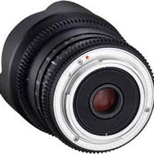 Samyang 10mm T3.1 ED AS NCS CS VDSLR (Sony E)