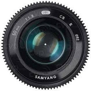Samyang 35mm T1.5 AS UMC VDSLR MK II (Sony E)