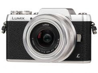 Panasonic Lumix DMC-GF7K Kit 12-32mm Silver