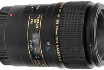 Tamron SP AF 90mm f2.8 Di Macro 11 Lens for Canon