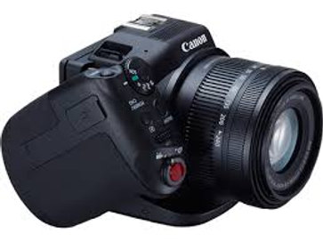 Canon XC10 4K Professional Camcorder with 128gb