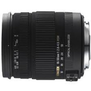 Sigma 18-50mm F2.8-4.5 DC OS HSM (Pentax)